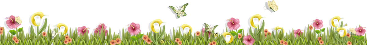 Grass_with_Butterflies_and_Flowers_PNG_Clipart copy